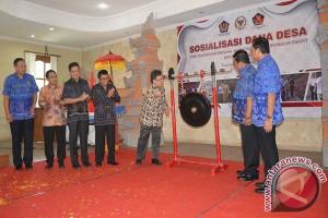 BPK-DPR Lakukan Sosialisasi Dana Desa di Badung