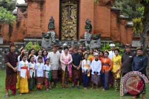 Ratusan Peserta Ikuti Utsawa Dharma Gita di Karangasem