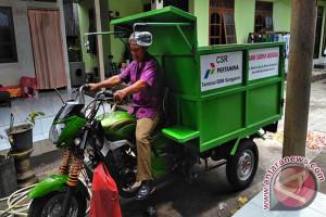 'Moci' Antarkan Banjar Tagtag Juarai Lomba Kebersihan