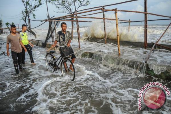 62 persen wilayah Indonesia sudah masuki musim hujan