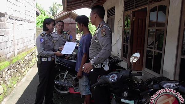Polisi Imbau Bengkel Tidak Layani Knalpot Modifikasi