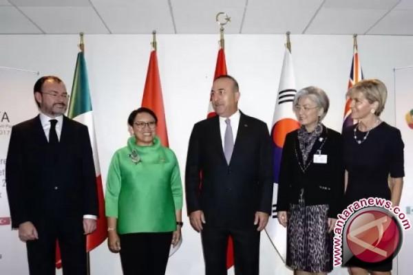 Indonesia Resmi Ketuai MIKTA Periode 2018