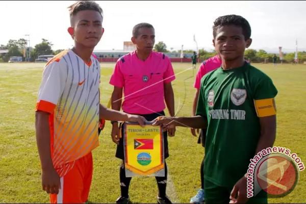 Pertandingan Sepak Bola Perbatasan