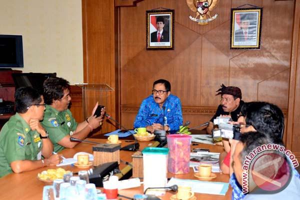 Panitia seleksi loloskan enam nama sekda Bali