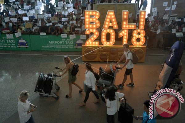 Bali`s Ngurah Rai Airport serves 15.6 million passengers until August