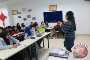 Indonesian Language Department In China Growing