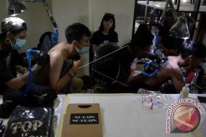 150 Seniman Tato Ikuti Kontes Di Denpasar