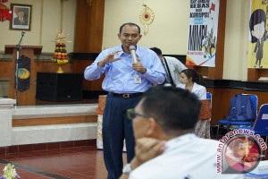 Disnaker Denpasar gelar lokakarya SDC