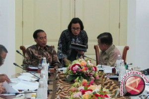 Jokowi chairs meeting to discuss spread of diphtheria