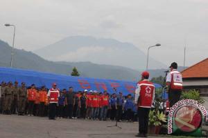 PMI Bali peringati Hari Sukarelawan PMI di Karangasem