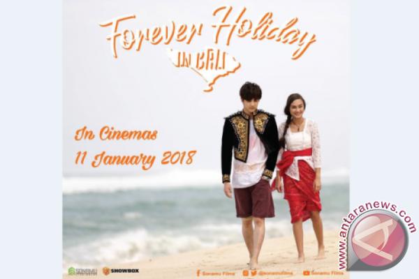Film 'Forever Holiday in Bali', kisah jatuh hati idola K-pop