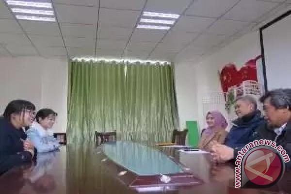 Mahasiswa China bersaing perebutkan beasiswa kuliah di Indonesia (video)
