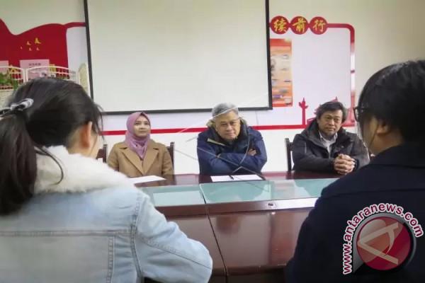 Tes Pelamar Darmasiswa di China