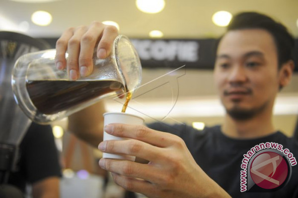 Indonesia Coffee Events 2018