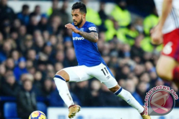Everton ditahan imbang West Brom 1-1