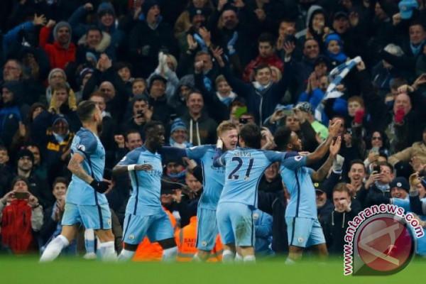 Manchester City taklukkan Newcastle 3-1