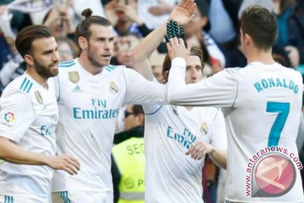 Real Madrid taklukkan Deportivo 7-1