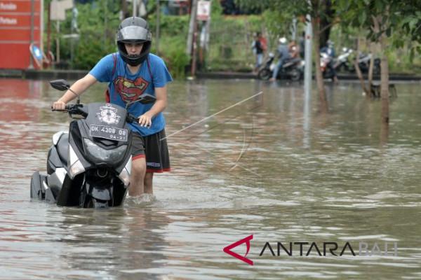 Banjir Kuta Bali