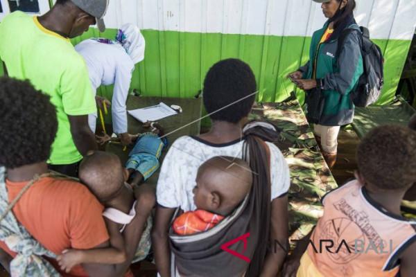 Evakuasi Penderita Gizi Buruk
