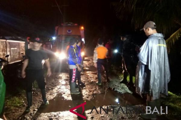 Banjir landa Jembrana-Bali saat tengah malam