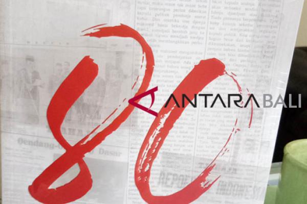 """Resensi buku - """"80"""" ; janji ANTARA tidak lelah mengabdi"""