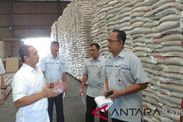 Bulog jamin stok beras di Bali aman