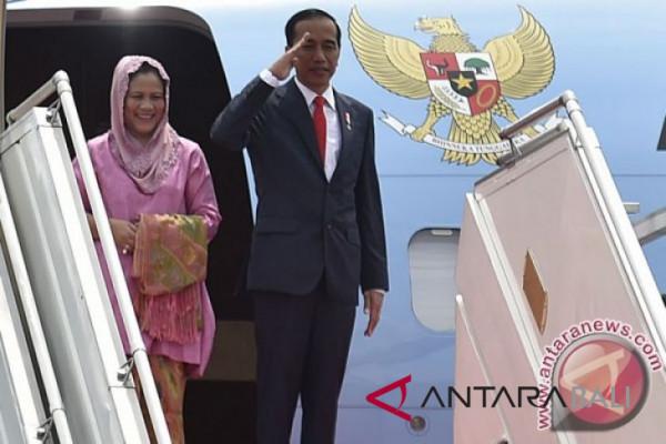 Hari ini Pesiden Jokowi ke Bandung dan langsung ke Bali