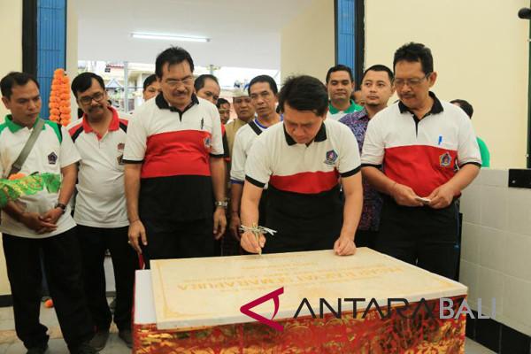 Pasar rakyat Semarapura dibangun Rp5,55 miliar mulai beroperasi