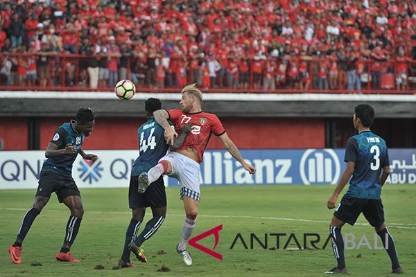 Bali United dikalahkan Yangon United 1-3