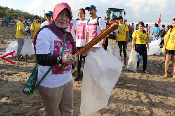 KLH Apresiasi Kampanye Satu Pulau Satu Suara