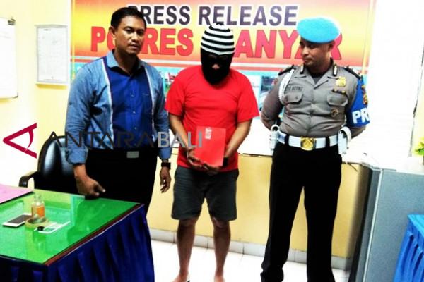 Pengguna Sabu-Sabu ditangkap Polres Gianyar