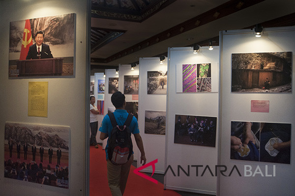 Pameran Foto 'China In New Era'