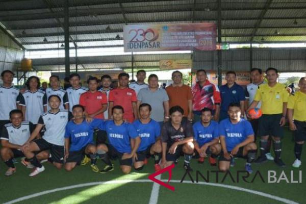 Pemkot Denpasar gelar pertandingan futsal