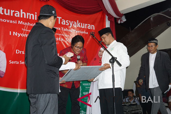 Bupati Badung jalin silaturahmi dengan Umat Islam