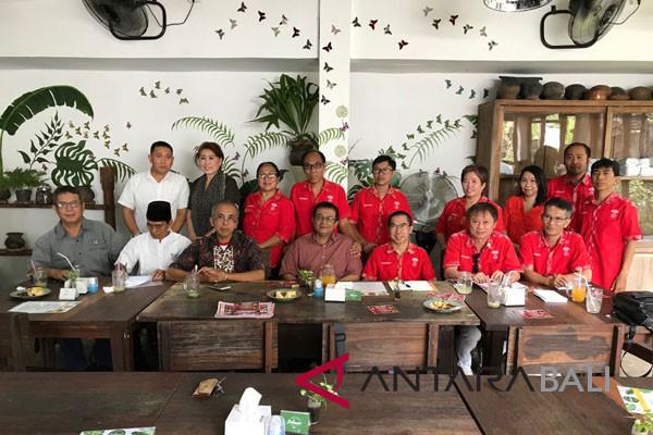 Inti Bali rayakan Imlek gelar senam S3 massal