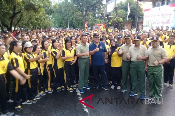 "Maria Selena jadi ""brand ambassador"" Bhayangkari Run (video)"