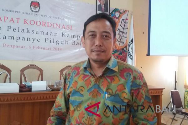 KPU Bali batasi 70 orang hadiri pengundian nomor