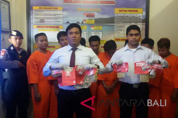 Polresta Denpasar tangkap sembilan pengedar narkoba