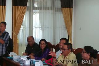 Pansus DPRD serap aspirasi ranperda Bahasa Bali