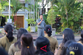 Pjs Bupati Klungkung: ASN miliki disiplin