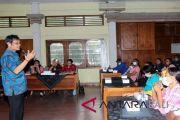PPTI Denpasar serahkan sembako penderita tuberkolosis