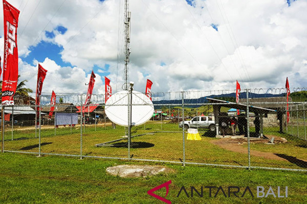 Telkomsel bangun 568 BTS di wilayah terisolasi