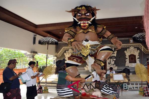 Disbud Denpasar umumkan 32 nominasi 'Ogoh-Ogoh'