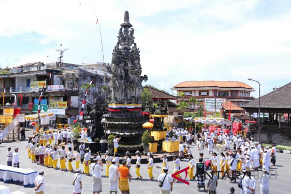 Pemkab Klungkung gelar ritual  'Mapepada'