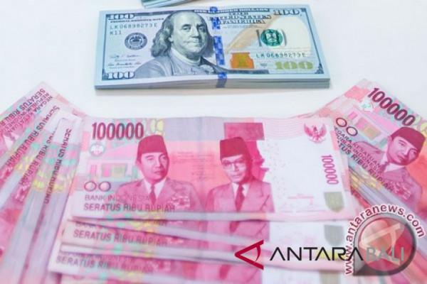 Rupiah Rabu melemah ke Rp14.196 per dolar AS