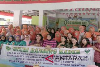 Posyandu Denpasar lakukan program melibatkan orang tua balita