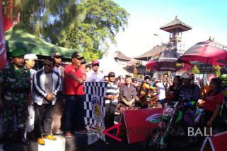Bupati Bangli lepas peserta 'SEAT' ke-3