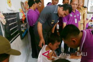 Pemkab Klungkung canangkan kampanye imunisasi JE