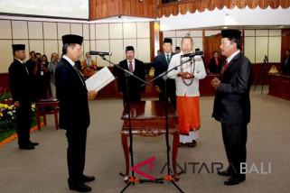 Gubernur Pastika minta OPD dukung Penjabat Sekda Bali
