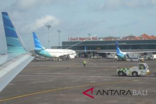 Bandara Bali tidak terdampak erupsi Gunung Agung